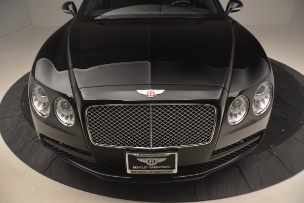 Used 2015 Bentley Flying Spur V8 for sale $109,900 at Bentley Greenwich in Greenwich CT 06830 13
