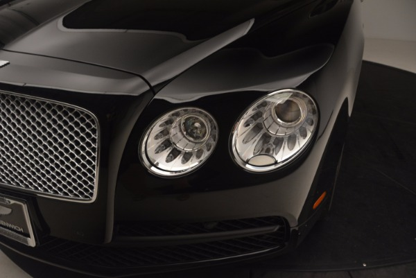 Used 2015 Bentley Flying Spur V8 for sale $109,900 at Bentley Greenwich in Greenwich CT 06830 14
