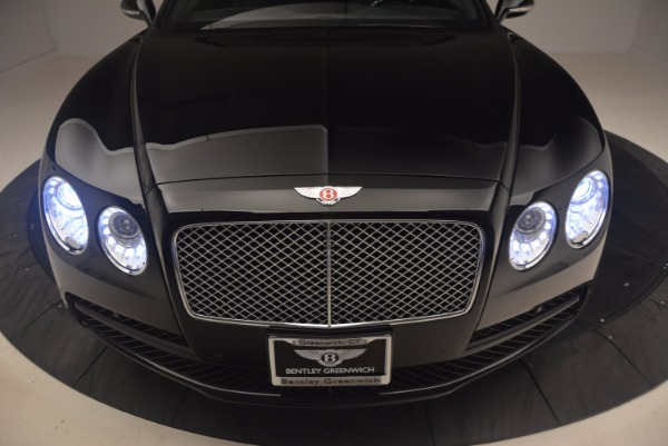 Used 2015 Bentley Flying Spur V8 for sale $109,900 at Bentley Greenwich in Greenwich CT 06830 15