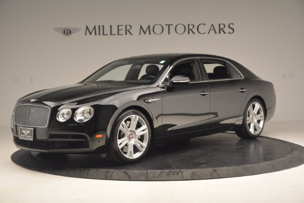 Used 2015 Bentley Flying Spur V8 for sale $109,900 at Bentley Greenwich in Greenwich CT 06830 2
