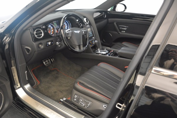 Used 2015 Bentley Flying Spur V8 for sale $109,900 at Bentley Greenwich in Greenwich CT 06830 22
