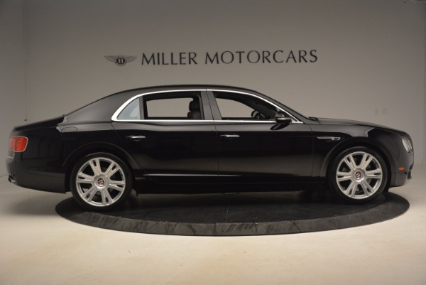 Used 2015 Bentley Flying Spur V8 for sale $109,900 at Bentley Greenwich in Greenwich CT 06830 9