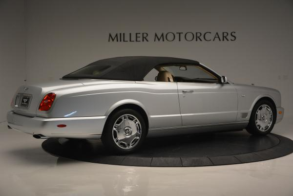 Used 2008 Bentley Azure for sale Sold at Bentley Greenwich in Greenwich CT 06830 25