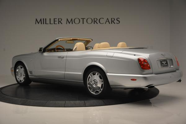 Used 2008 Bentley Azure for sale Sold at Bentley Greenwich in Greenwich CT 06830 5