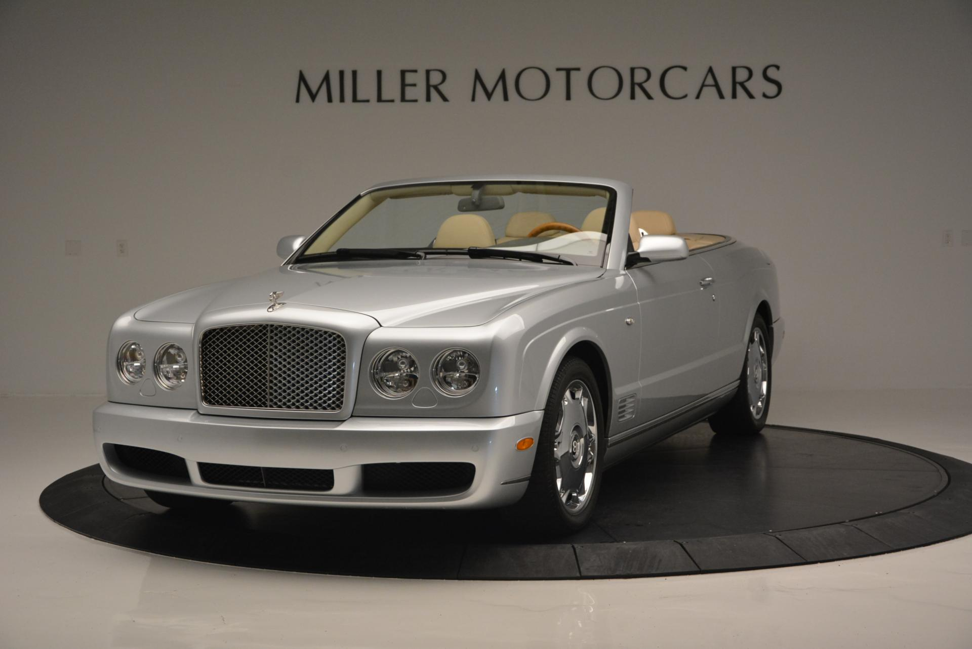 Used 2008 Bentley Azure for sale Sold at Bentley Greenwich in Greenwich CT 06830 1