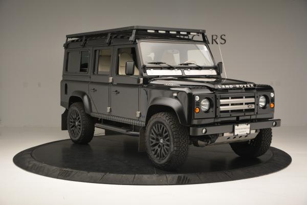Used 1985 LAND ROVER Defender 110 for sale Sold at Bentley Greenwich in Greenwich CT 06830 10