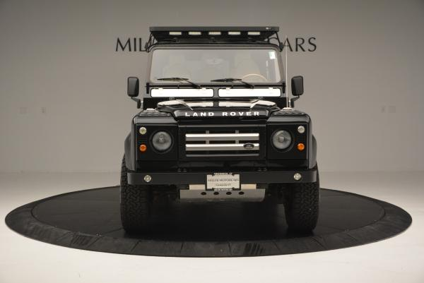 Used 1985 LAND ROVER Defender 110 for sale Sold at Bentley Greenwich in Greenwich CT 06830 11