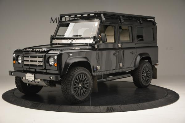 Used 1985 LAND ROVER Defender 110 for sale Sold at Bentley Greenwich in Greenwich CT 06830 2
