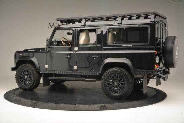 Used 1985 LAND ROVER Defender 110 for sale Sold at Bentley Greenwich in Greenwich CT 06830 3