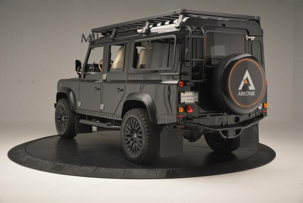 Used 1985 LAND ROVER Defender 110 for sale Sold at Bentley Greenwich in Greenwich CT 06830 4