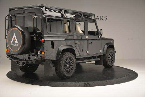 Used 1985 LAND ROVER Defender 110 for sale Sold at Bentley Greenwich in Greenwich CT 06830 7
