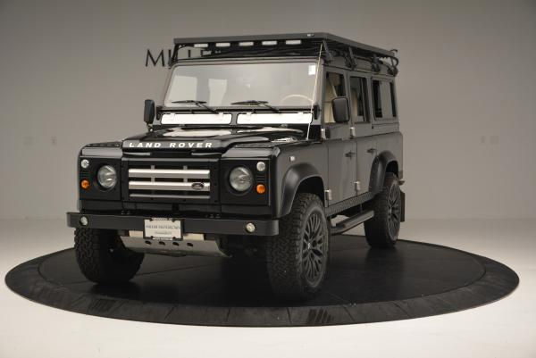 Used 1985 LAND ROVER Defender 110 for sale Sold at Bentley Greenwich in Greenwich CT 06830 1