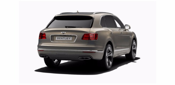 Used 2017 Bentley Bentayga W12 for sale Sold at Bentley Greenwich in Greenwich CT 06830 4