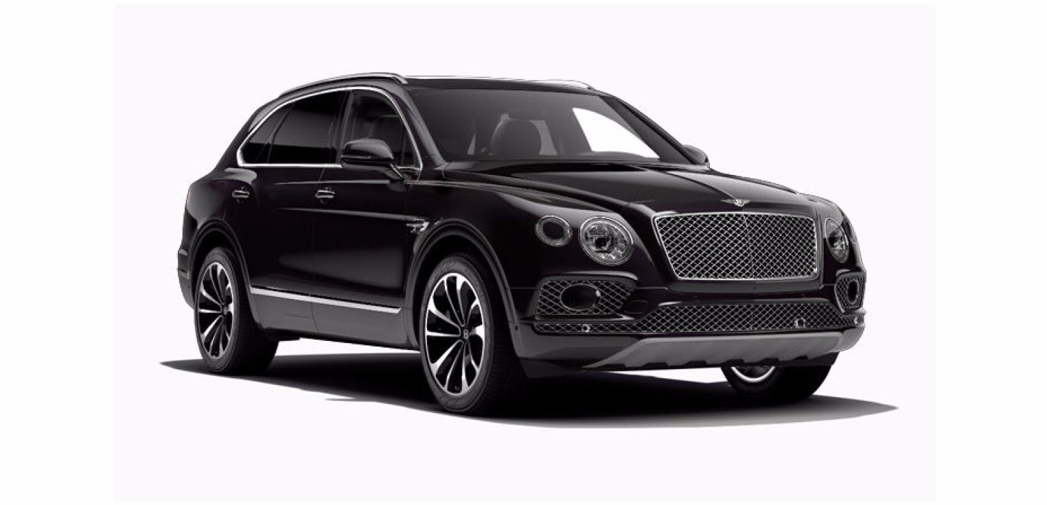 Used 2017 Bentley Bentayga W12 for sale Sold at Bentley Greenwich in Greenwich CT 06830 1