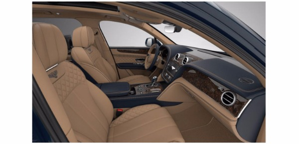 Used 2017 Bentley Bentayga W12 for sale Sold at Bentley Greenwich in Greenwich CT 06830 6