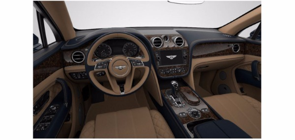 Used 2017 Bentley Bentayga W12 for sale Sold at Bentley Greenwich in Greenwich CT 06830 9