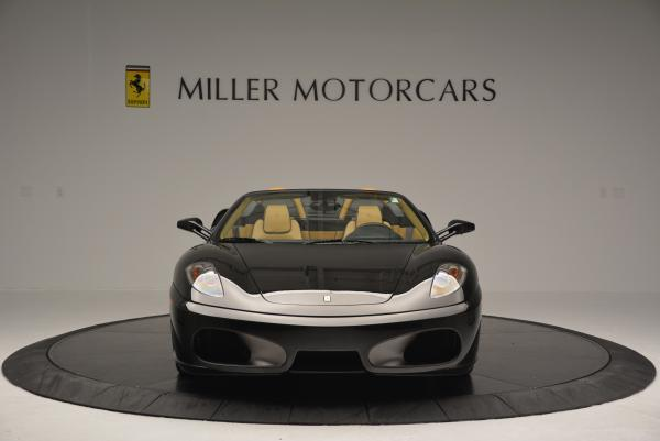 Used 2005 Ferrari F430 Spider F1 for sale Sold at Bentley Greenwich in Greenwich CT 06830 12