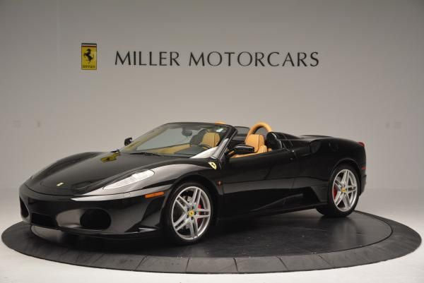 Used 2005 Ferrari F430 Spider F1 for sale Sold at Bentley Greenwich in Greenwich CT 06830 2