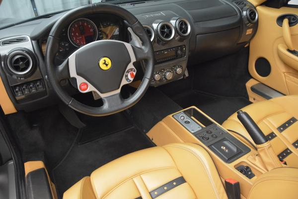Used 2005 Ferrari F430 Spider F1 for sale Sold at Bentley Greenwich in Greenwich CT 06830 25