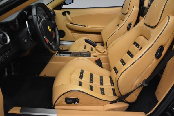 Used 2005 Ferrari F430 Spider F1 for sale Sold at Bentley Greenwich in Greenwich CT 06830 26