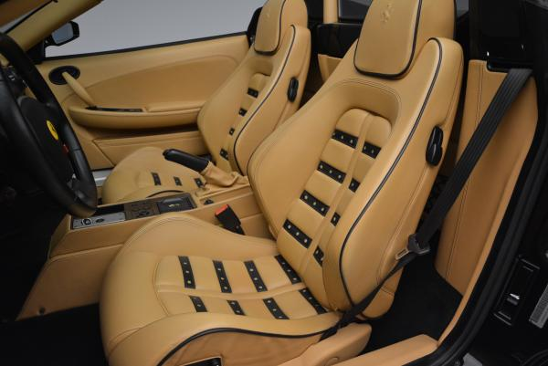 Used 2005 Ferrari F430 Spider F1 for sale Sold at Bentley Greenwich in Greenwich CT 06830 27
