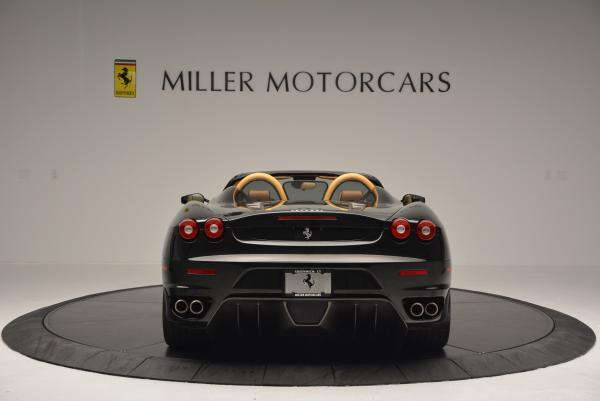 Used 2005 Ferrari F430 Spider F1 for sale Sold at Bentley Greenwich in Greenwich CT 06830 6