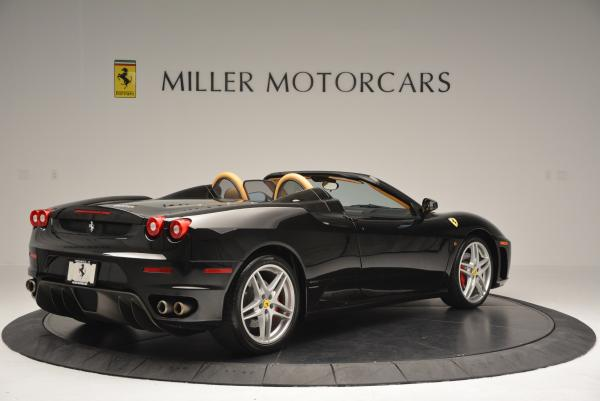 Used 2005 Ferrari F430 Spider F1 for sale Sold at Bentley Greenwich in Greenwich CT 06830 8