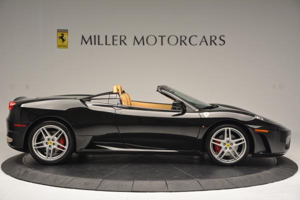Used 2005 Ferrari F430 Spider F1 for sale Sold at Bentley Greenwich in Greenwich CT 06830 9