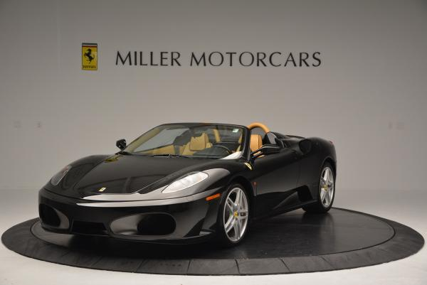 Used 2005 Ferrari F430 Spider F1 for sale Sold at Bentley Greenwich in Greenwich CT 06830 1