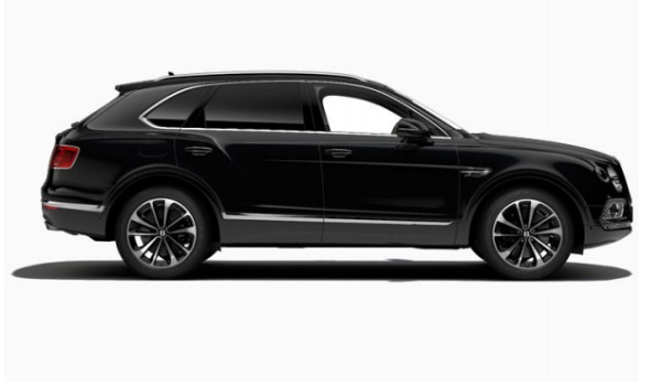 Used 2017 Bentley Bentayga for sale Sold at Bentley Greenwich in Greenwich CT 06830 3