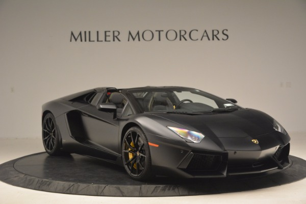 Used 2015 Lamborghini Aventador LP 700-4 for sale Sold at Bentley Greenwich in Greenwich CT 06830 13