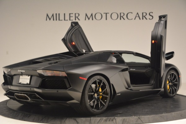 Used 2015 Lamborghini Aventador LP 700-4 for sale Sold at Bentley Greenwich in Greenwich CT 06830 16