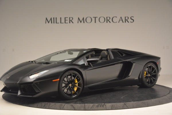 Used 2015 Lamborghini Aventador LP 700-4 for sale Sold at Bentley Greenwich in Greenwich CT 06830 2