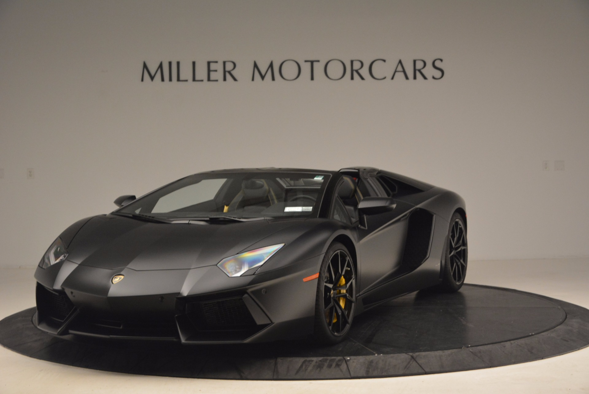 Used 2015 Lamborghini Aventador LP 700-4 for sale Sold at Bentley Greenwich in Greenwich CT 06830 1