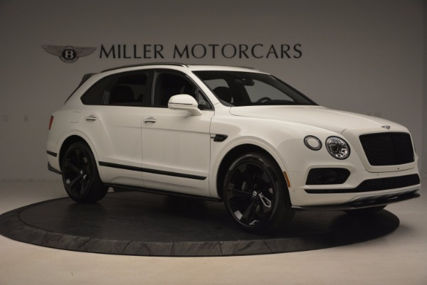 New 2018 Bentley Bentayga Black Edition for sale Sold at Bentley Greenwich in Greenwich CT 06830 10