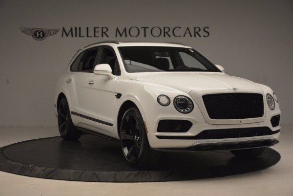 New 2018 Bentley Bentayga Black Edition for sale Sold at Bentley Greenwich in Greenwich CT 06830 11
