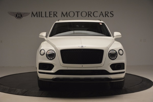 New 2018 Bentley Bentayga Black Edition for sale Sold at Bentley Greenwich in Greenwich CT 06830 12
