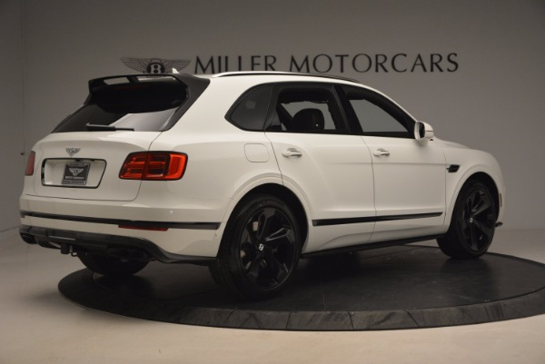 New 2018 Bentley Bentayga Black Edition for sale Sold at Bentley Greenwich in Greenwich CT 06830 8