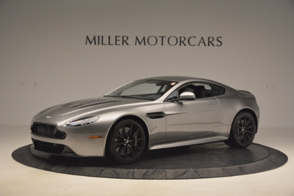 Used 2017 Aston Martin V12 Vantage S for sale Sold at Bentley Greenwich in Greenwich CT 06830 2
