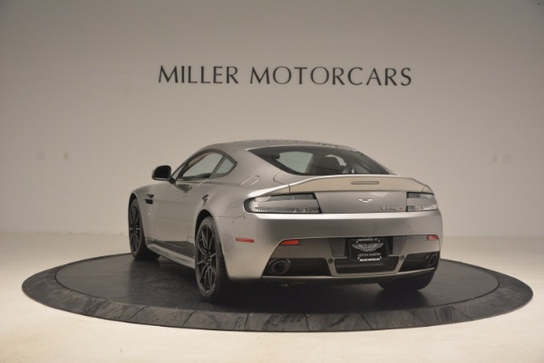 Used 2017 Aston Martin V12 Vantage S for sale Sold at Bentley Greenwich in Greenwich CT 06830 5