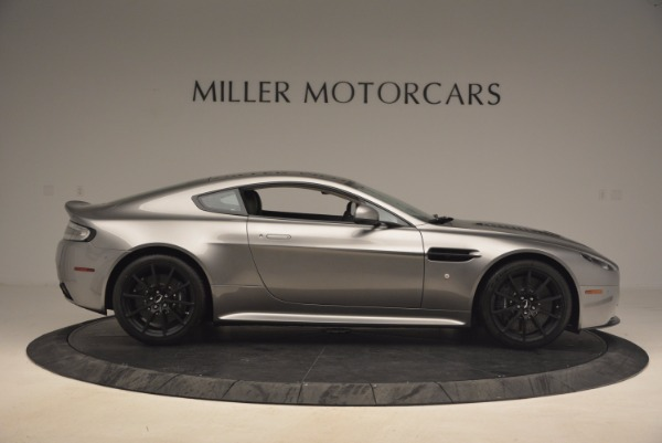 Used 2017 Aston Martin V12 Vantage S for sale Sold at Bentley Greenwich in Greenwich CT 06830 9