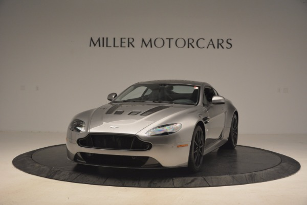 Used 2017 Aston Martin V12 Vantage S for sale Sold at Bentley Greenwich in Greenwich CT 06830 1
