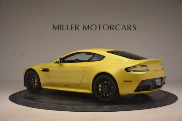 New 2017 Aston Martin V12 Vantage S for sale Sold at Bentley Greenwich in Greenwich CT 06830 4