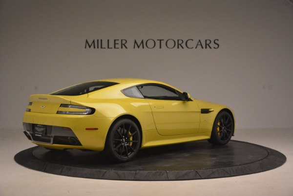 New 2017 Aston Martin V12 Vantage S for sale Sold at Bentley Greenwich in Greenwich CT 06830 7