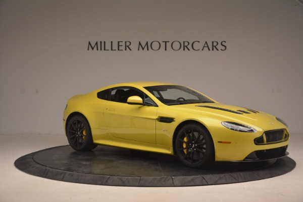 New 2017 Aston Martin V12 Vantage S for sale Sold at Bentley Greenwich in Greenwich CT 06830 9