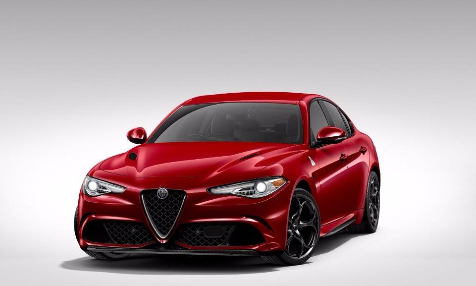 New 2017 Alfa Romeo Giulia Quadrifoglio Quadrifoglio for sale Sold at Bentley Greenwich in Greenwich CT 06830 1