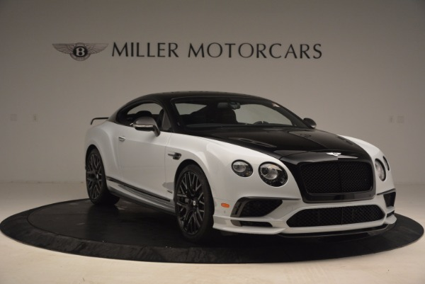 New 2017 Bentley Continental GT Supersports for sale Sold at Bentley Greenwich in Greenwich CT 06830 11