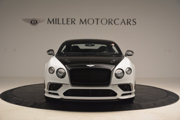 New 2017 Bentley Continental GT Supersports for sale Sold at Bentley Greenwich in Greenwich CT 06830 12