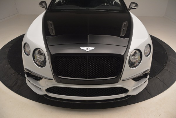 New 2017 Bentley Continental GT Supersports for sale Sold at Bentley Greenwich in Greenwich CT 06830 16