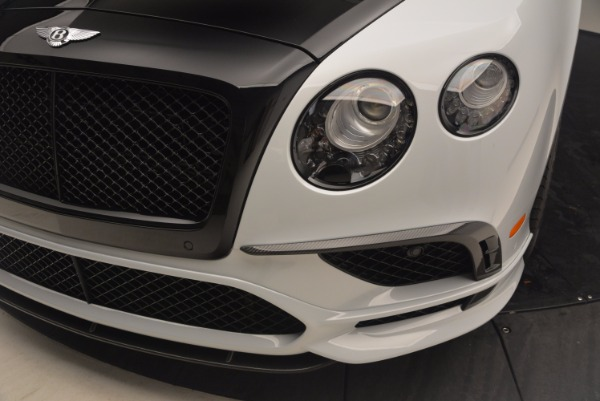 New 2017 Bentley Continental GT Supersports for sale Sold at Bentley Greenwich in Greenwich CT 06830 17